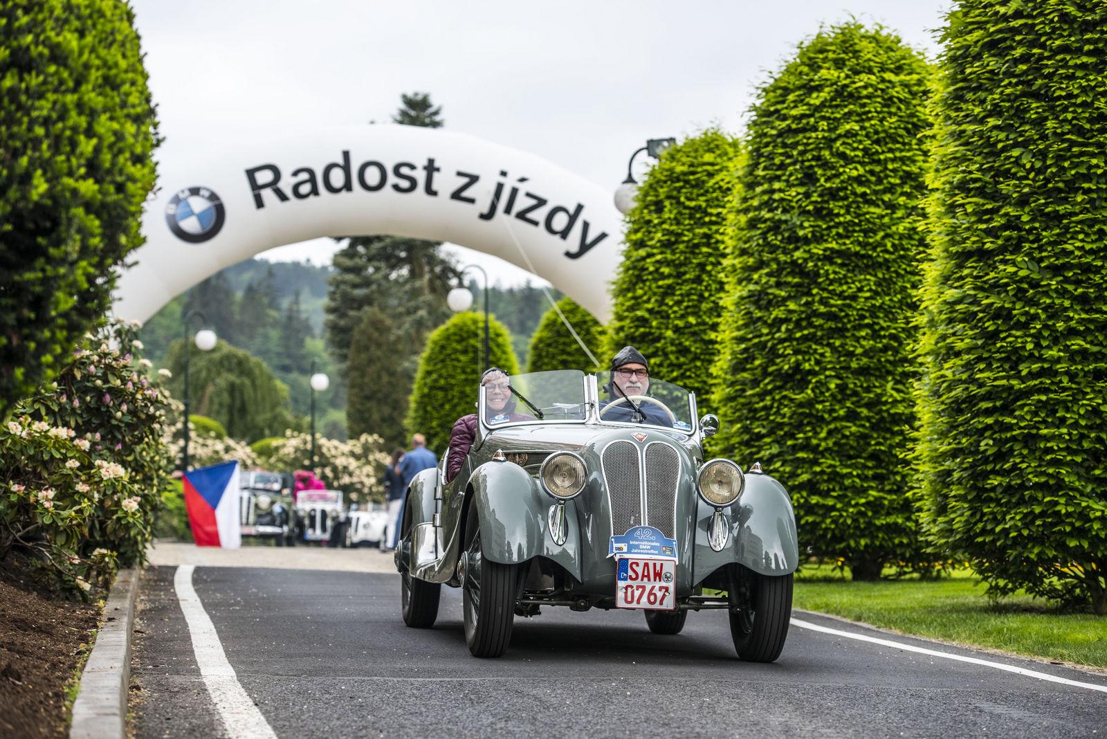 42. Internationales BMW Jahrestreffen Karlovy Vary 2018