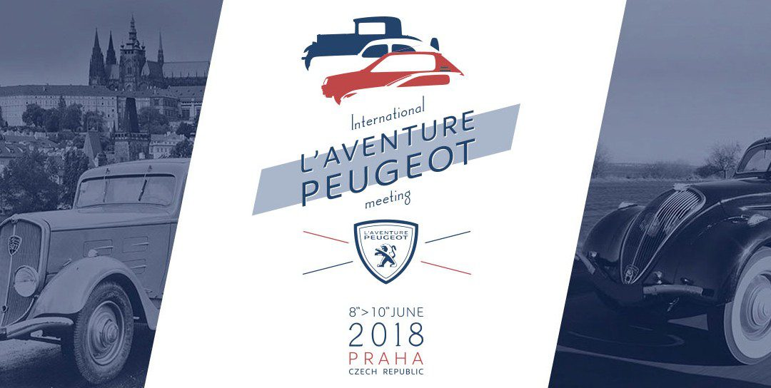 International L'Aventure Peugeot 2018 – Praha